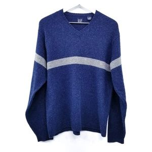 Gap Lambswool VNeck Sweater  VGC
